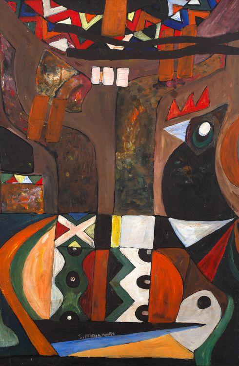 Speelman Mahlangu; Our Sisters Dream