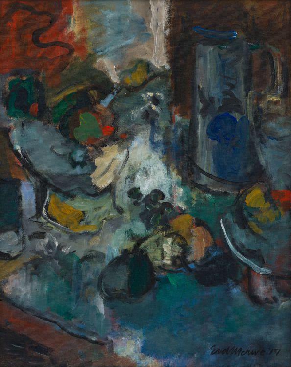 Eben van der Merwe; Abstract Interior