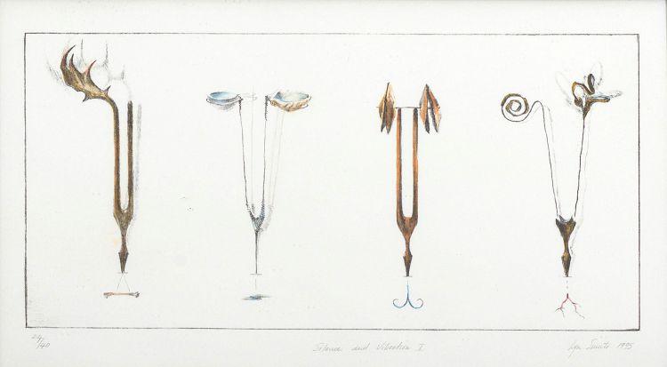 Lyn Smuts; Silence and Vibration I
