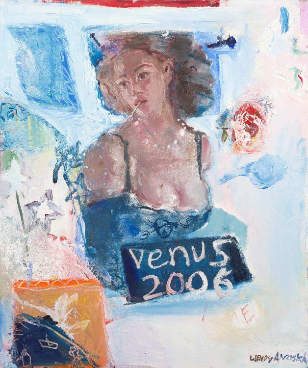 Wendy Anziska; Venus 2006