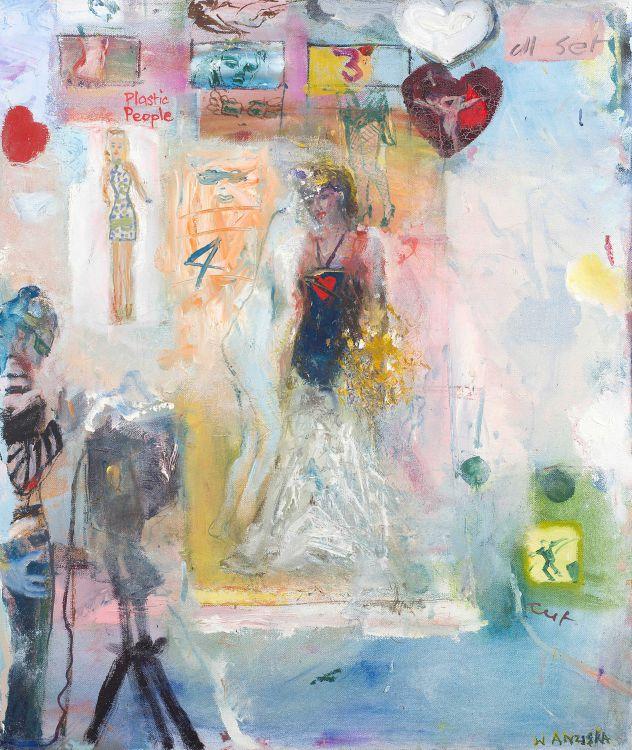 Wendy Anziska; Plastic People