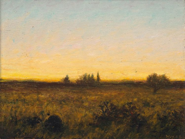 Walter Meyer; Sunset