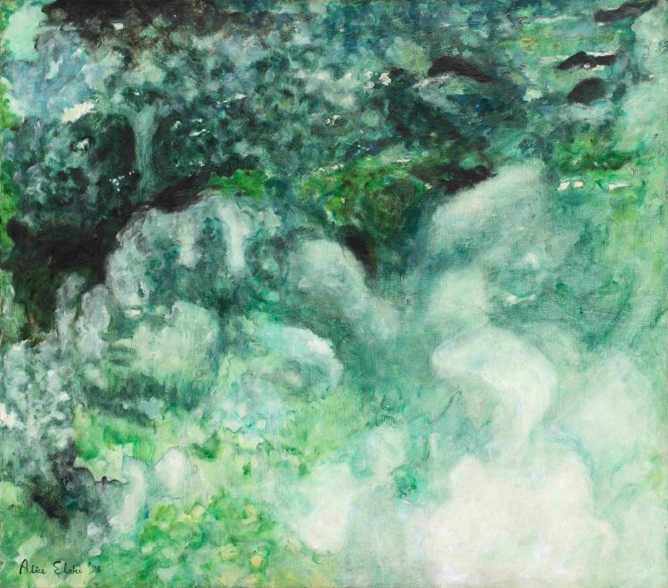 Alice Elahi; Grotto