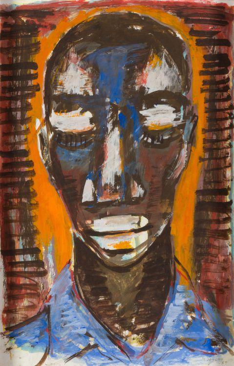 Gerard Sekoto; Young Man