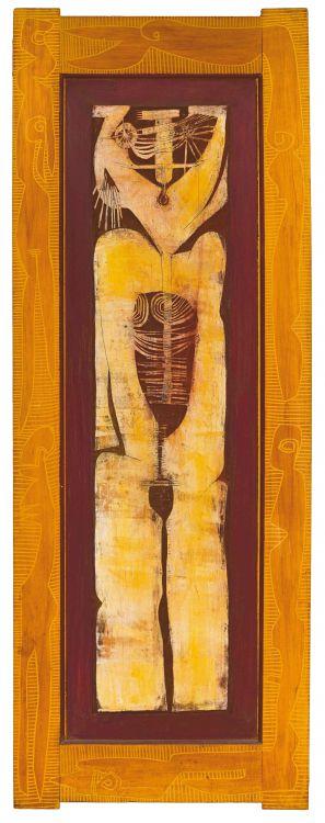 Cecil Skotnes; Standing Figure