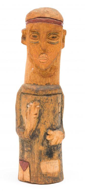 Balanganani Richard Ndou; Man with Headring