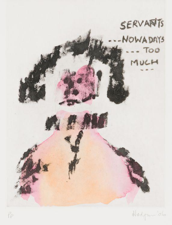 Robert Hodgins; Servants ... Nowadays