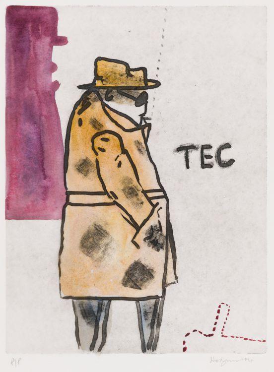 Robert Hodgins; TEC