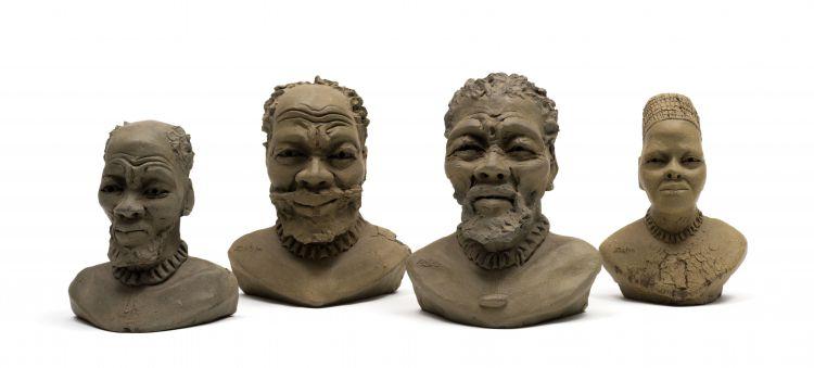 Hezekiel Ntuli; Heads, four