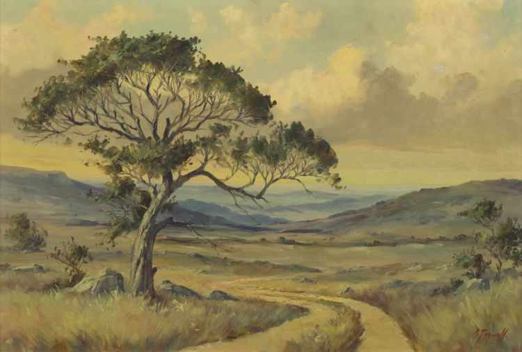 Christopher Tugwell; Country Road