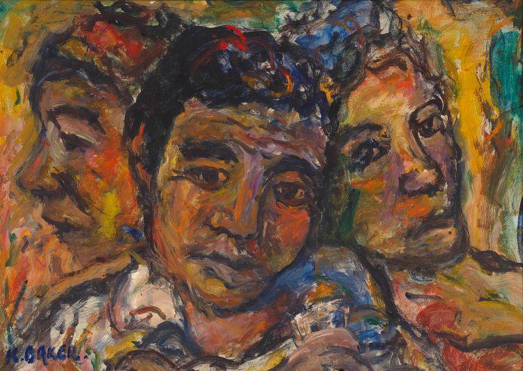 Kenneth Baker; Three Men