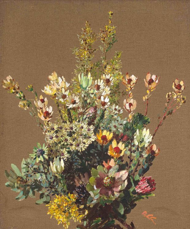 Robert Gwelo Goodman; Cape Flora