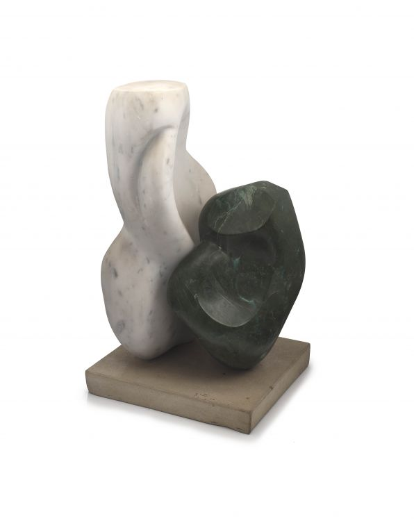 Lorraine Edelstein; Embracing Figures