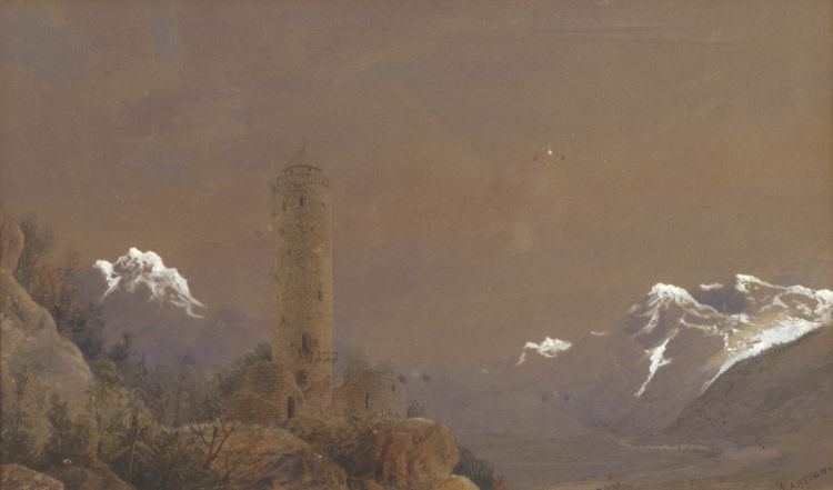 Thomas Bowler; Martigny