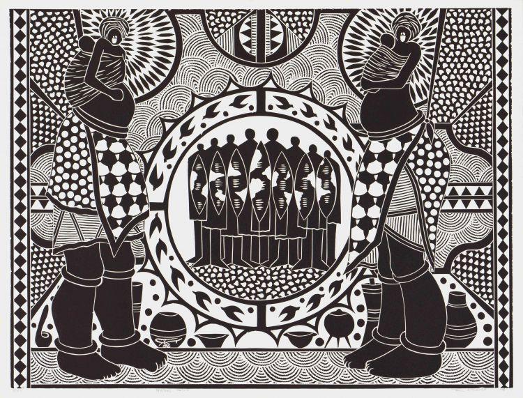 Solomon Roy Ndinisa; Poet