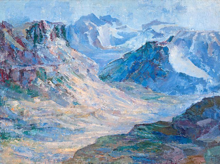 Cecil Higgs; Drakensberg