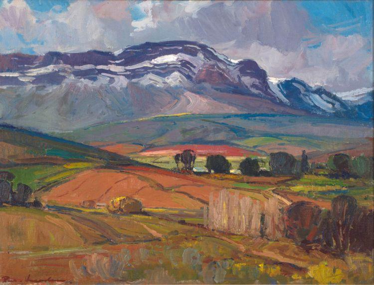 Piet van Heerden; Gydo Pass Mountain