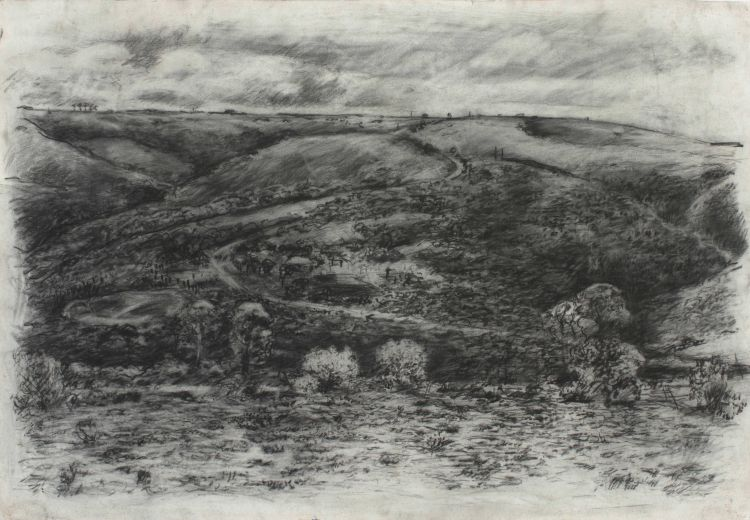 Helen Timm; Landscape
