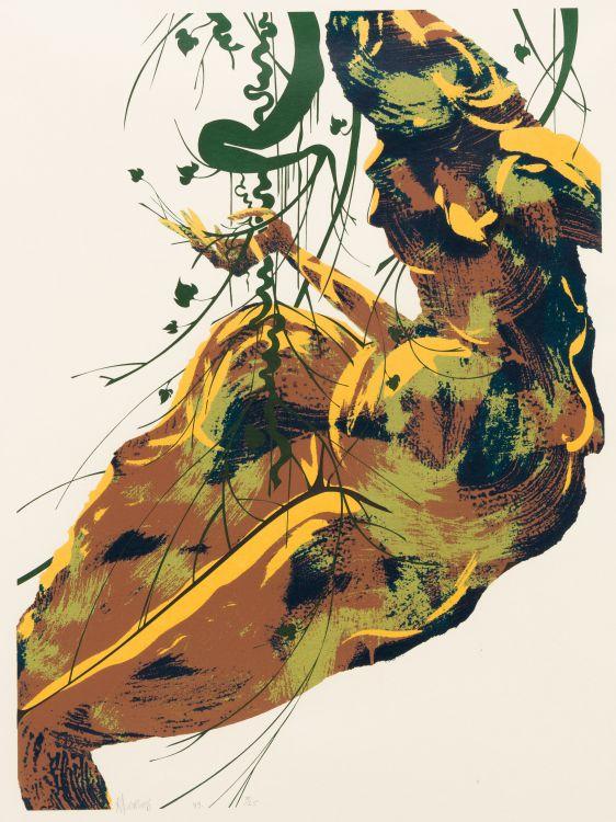 Raymond Andrews; Flower Nymph