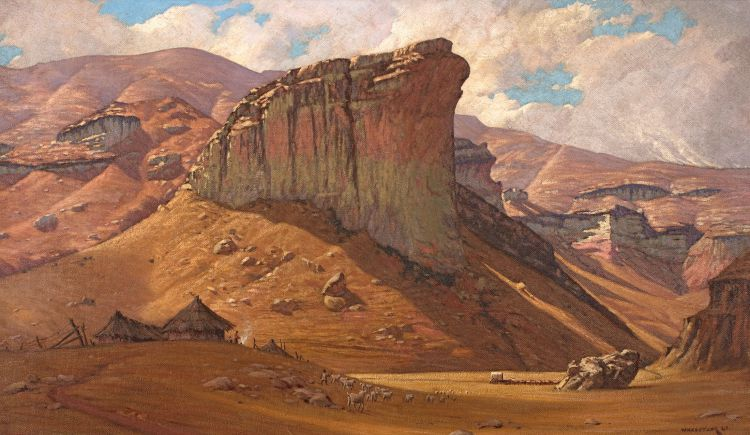 Willem Hermanus Coetzer; Golden Gate