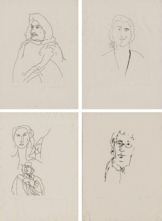 Andrew Verster; Portraits