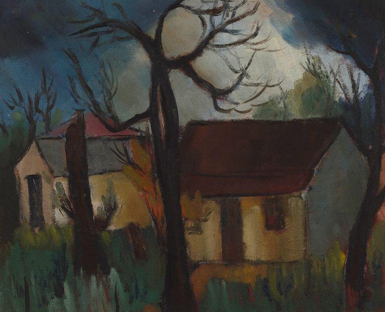 Kenneth Baker; Spider Tree