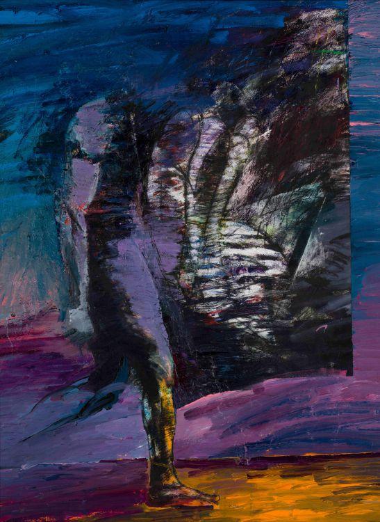Hugh Davies; Solitary 2