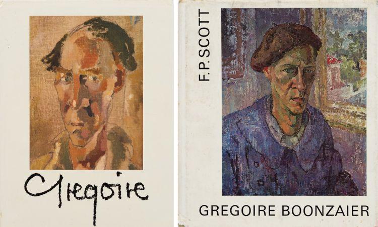 Martin Bekker; FP Scott; Gregoire Boonzaier; Gregoire Boonzaier, two