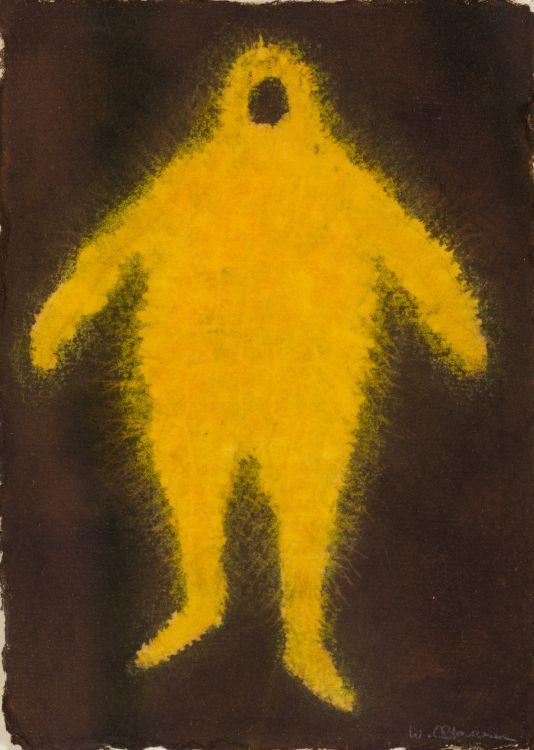 Walter Oltmann; Caterpillar Suit