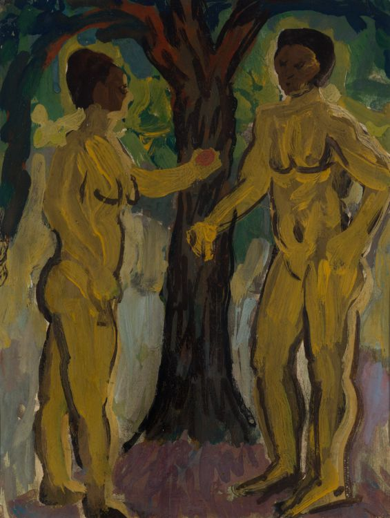 Reginald Turvey; Adam and Eve