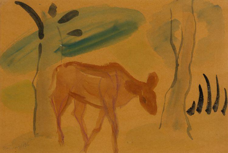 Reginald Turvey; Antelope