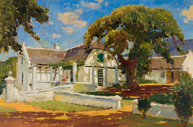 Terence McCaw; Cape Farmstead