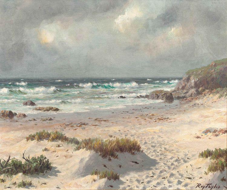 Roy Taylor; Seascape