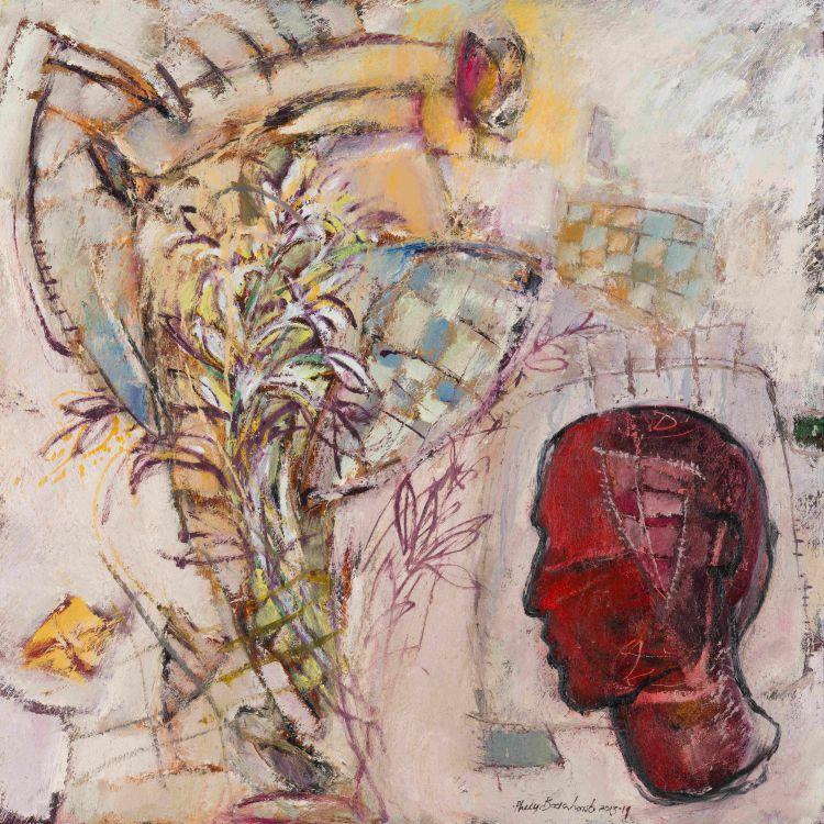 Phillip Badenhorst; Red Portrait