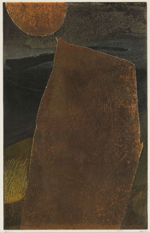 Giuseppe Cattaneo; Abstract Landscape