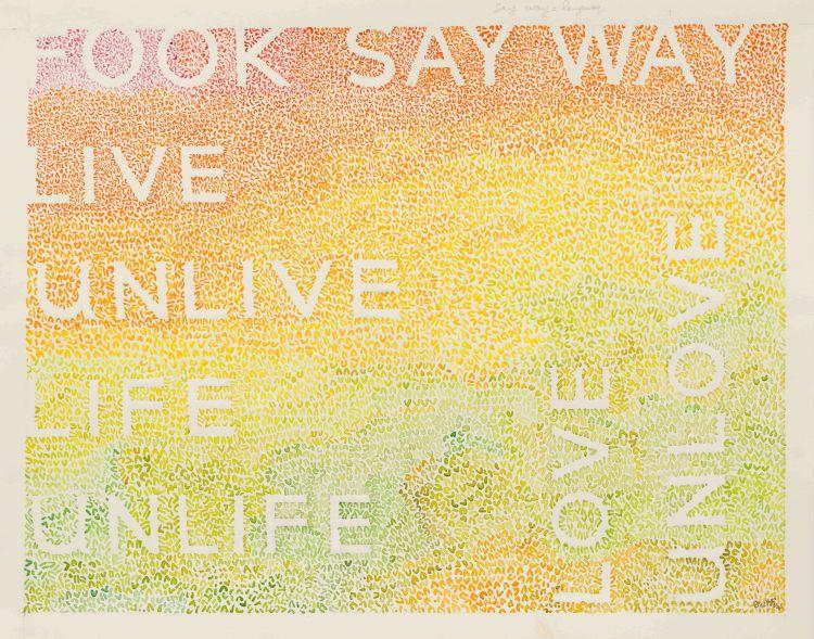 Walter Battiss; Fook Say Way