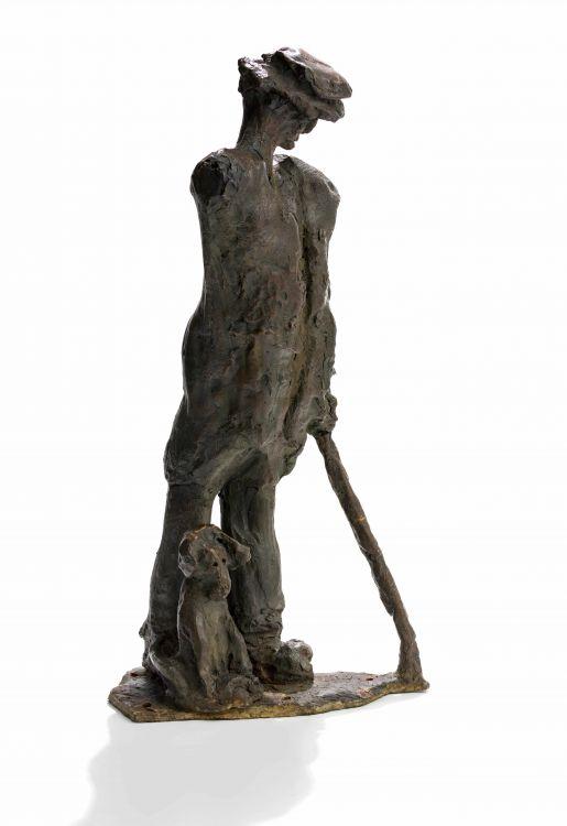 Frans Claerhout; The Shepherd