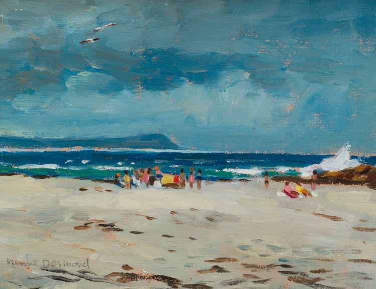 Nerine Desmond; Noordhoek Beach