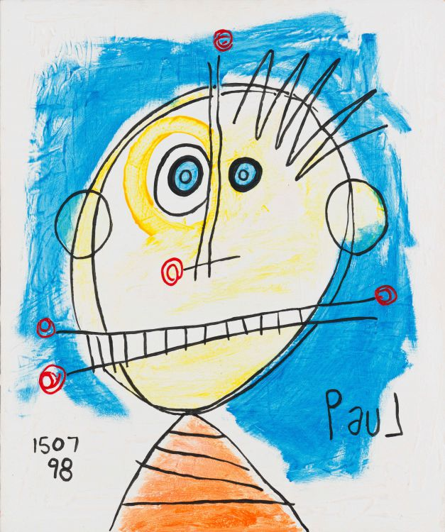 Paul Johan du Toit; Untitled