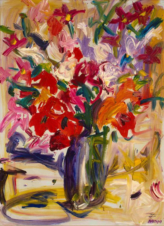 Gerhard Batha; Still Life