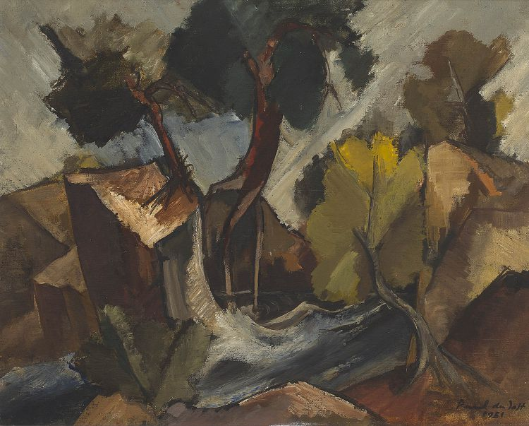 Paul du Toit; Forest and Stream