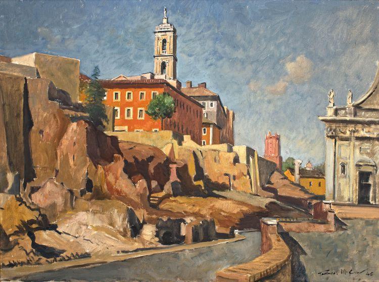 Terence McCaw; An Italian Village