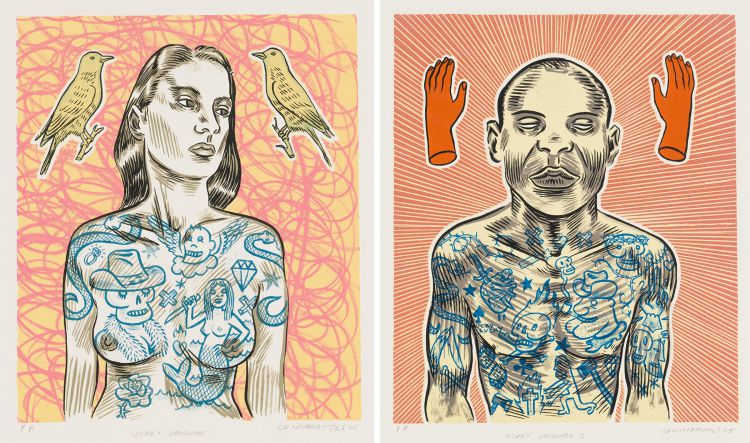 Conrad Botes; Secret Language I & II