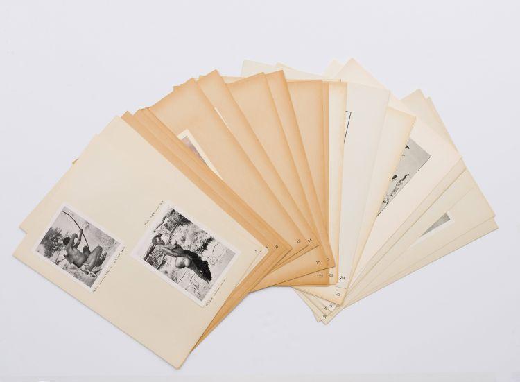 Walter Battiss; Bushman Art, portfolio