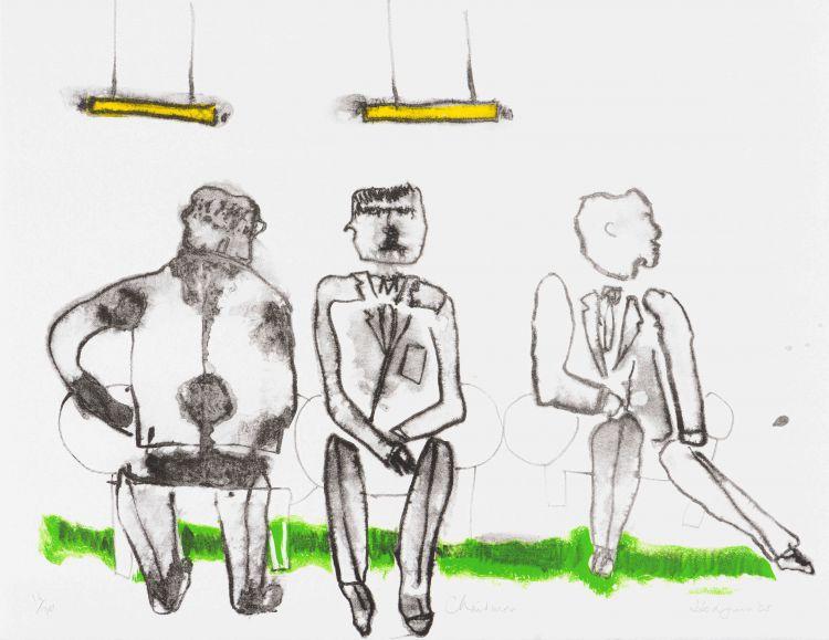 Robert Hodgins; Chairmen