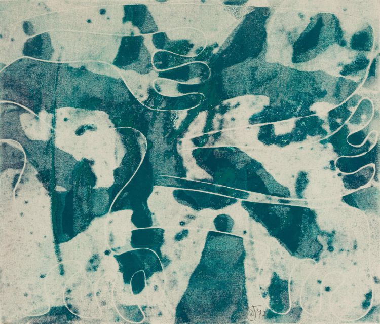 Wopko Jensma; Abstract Monotype