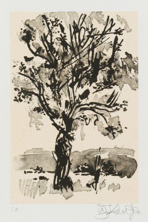 William Kentridge; Tree