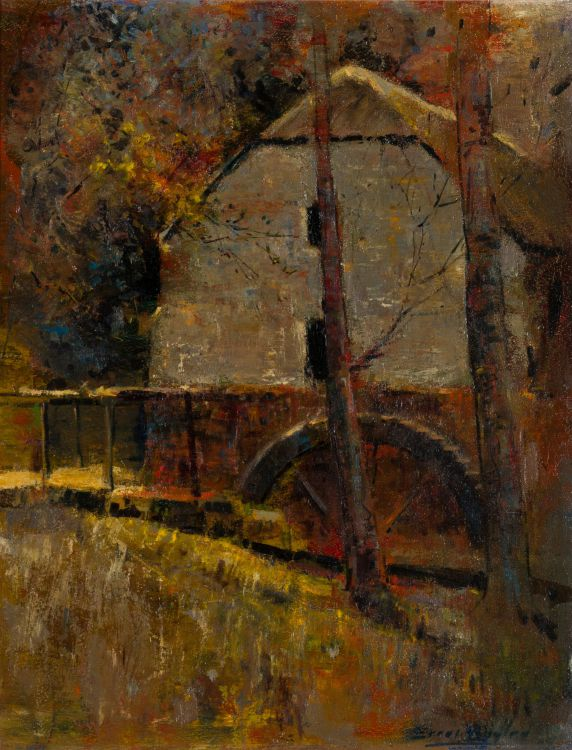 Errol Boyley; Water Mill