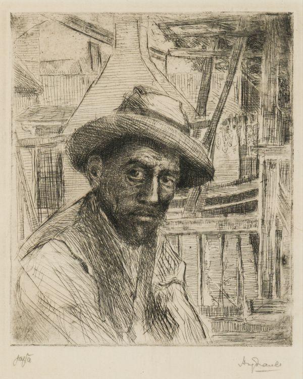 Hugo Naudé; Jafta