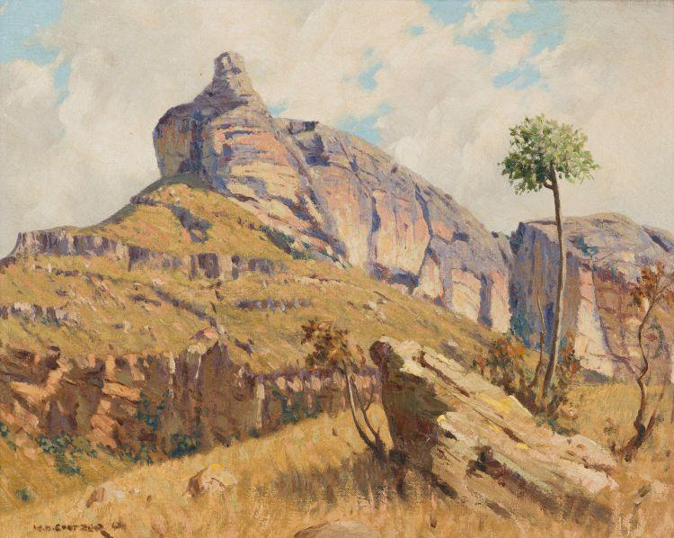Willem Hermanus Coetzer; By Mont Aux Sources